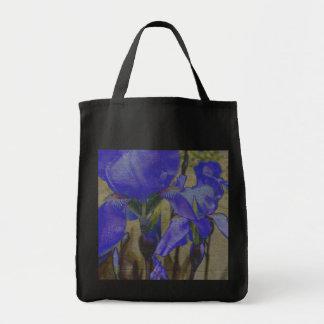Sac de jardin d'iris