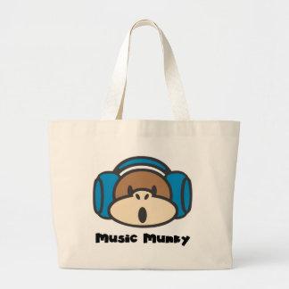 Sac de Munky de musique