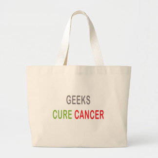 Sac fourre-tout à Cancer de traitement de geeks