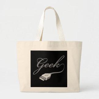 Sac fourre-tout à geek