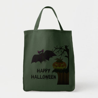 Sac fourre-tout à Halloween