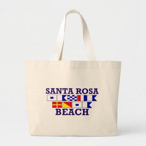 Sac fourre-tout à plage de Santa Rosa