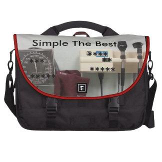 Sac messenger médical à ordinateur portable de sacs ordinateur portable