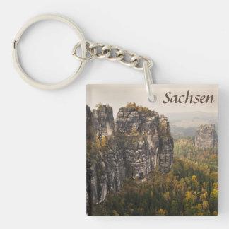 Sächsische Schweiz Keychain