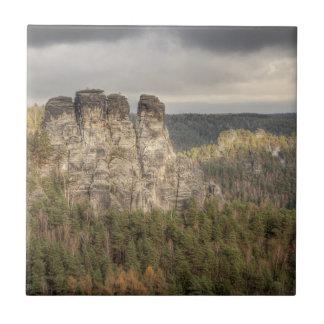 Sächsische Schweiz Tile