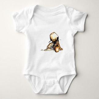 Sackboy Suicide Baby Bodysuit