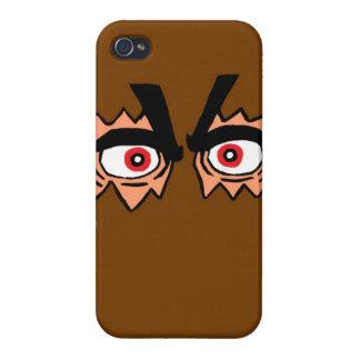 Sack's Eyes iPhone 4/4S Case