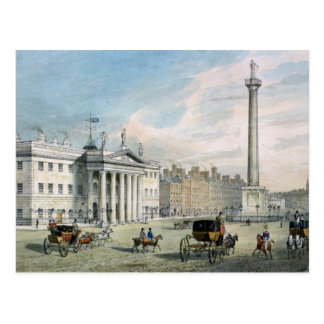 Sackville Street, Dublin Postcard