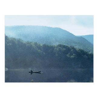 Saco Lake White Mountains New Hampshire Postcard