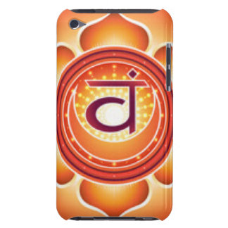 Sacral Chakra iPod Touch Case-Mate Case