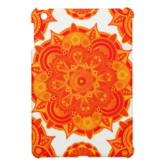 Sacral Chakra Mandala Case For The iPad Mini