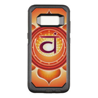 Sacral Chakra OtterBox Commuter Samsung Galaxy S8 Case