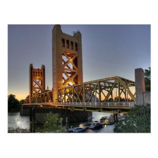Sacramento 2 postcard