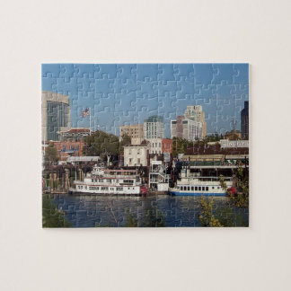 Sacramento, CA Riverfront Puzzle