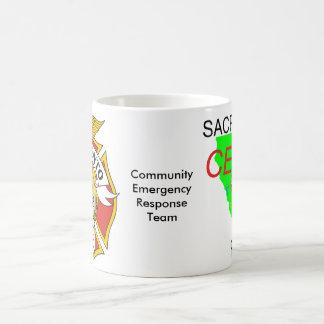 Sacramento CERT Mug