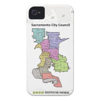 Sacramento Council iPhone 4 Case