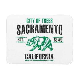 Sacramento Magnet