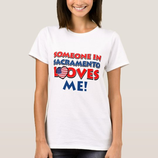 SACRAMENTO.png T-Shirt