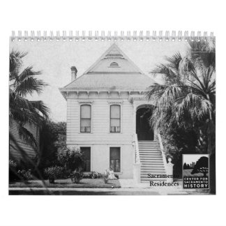 Sacramento Residences Wall Calendars