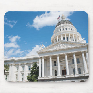 Sacramento State Capitol of California Mouse Pad