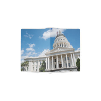 Sacramento State Capitol of California Passport Holder