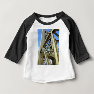 Sacramento Tower Bridge Baby T-Shirt