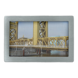 Sacramento Tower Bridge Belt Buckle