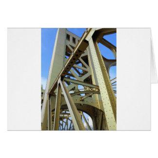 Sacramento Tower Bridge Card