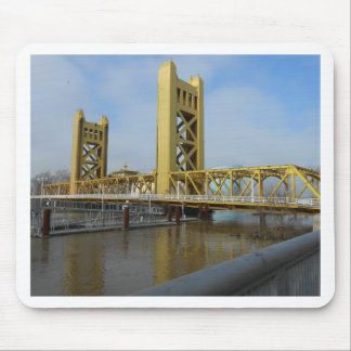 Sacramento Tower Bridge Mouse Pad