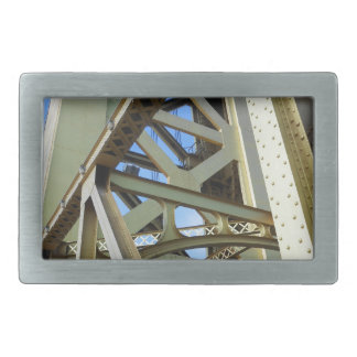 Sacramento Tower Bridge Rectangular Belt Buckle