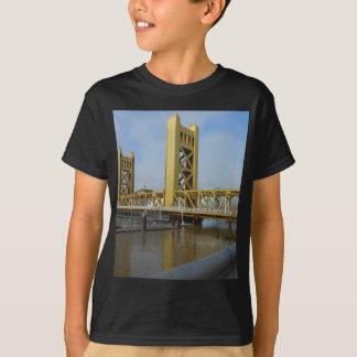 Sacramento Tower Bridge T-Shirt