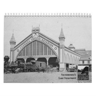Sacramento's Lost Structures Calendar