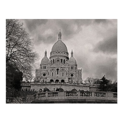 Sacre Coeur Cathedral Postcards