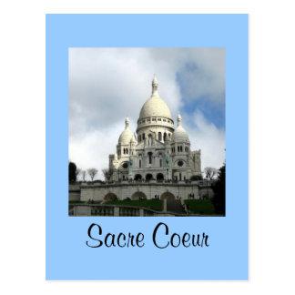 Sacre Coeur Post Card