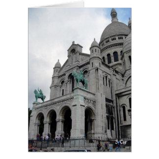 Sacre Cour, S Cyr Card