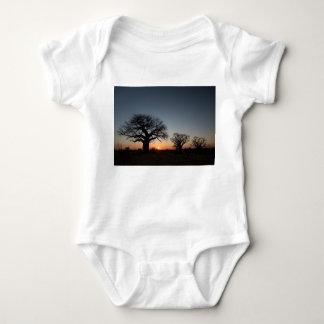 Sacred Baobabs Baby Bodysuit