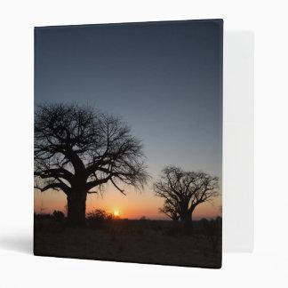 Sacred Baobabs Binder