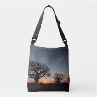 Sacred Baobabs Crossbody Bag