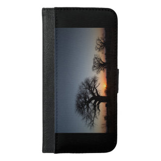 Sacred Baobabs iPhone 6/6s Plus Wallet Case