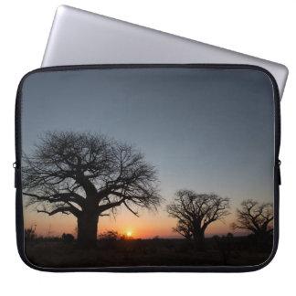 Sacred Baobabs Laptop Sleeve