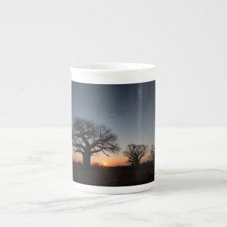 Sacred Baobabs Tea Cup