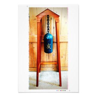 Sacred Bell Photo Print