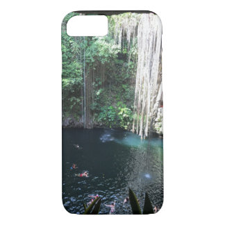 Sacred Blue Cenote, Mexico#2 iPhone 7 Case