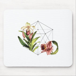 Sacred Botanical Mouse Pad