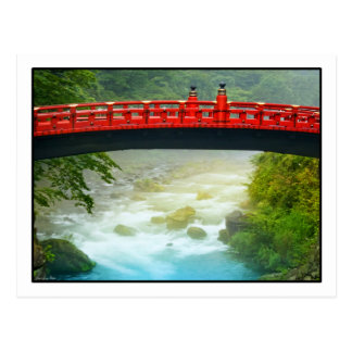 Sacred Bridge Postcard