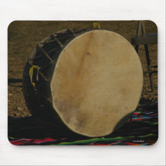 Sacred Drum Mouse Pad