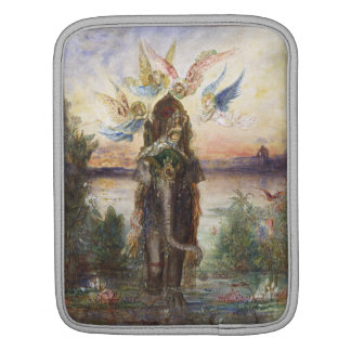 Sacred Elephant by Gustave Moreau iPad Sleeve