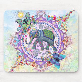 Sacred Elephant Mouse Pad