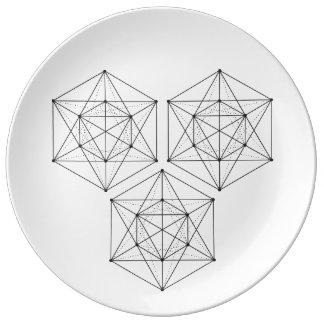 Sacred Geometry 2 Plate
