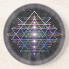 Sacred Geometry 9 Coaster